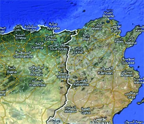 Algerie-Tunisie-frontieres-maritimes