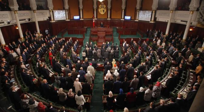 Contrôler le nouveau gouvernement et légiférer en Tunisie après les élections : lecture critique du Règlement intérieur du Parlement de la IIème République tunisienne après le vote de confiance au gouvernement